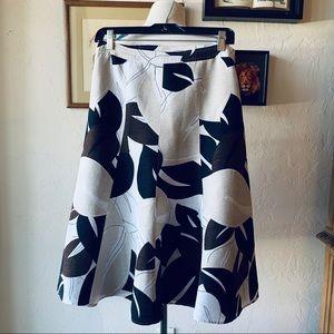 Chico's silk linen skirt - 8